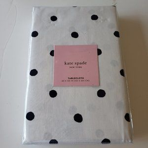 "NWT - Kate Spade Charlotte Street 70"" round"